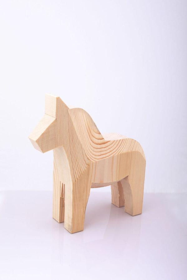 Sågad häst