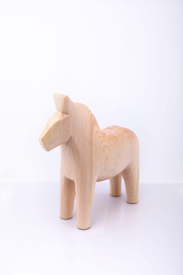 Täljd häst