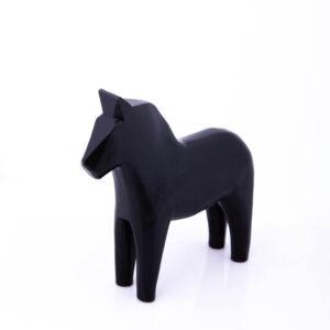 Enfärgade hästar